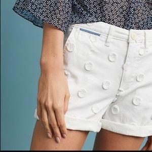 Anthropologie  Chino Shorts